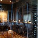 Custom Wine Cellars Newport Coast Beach California