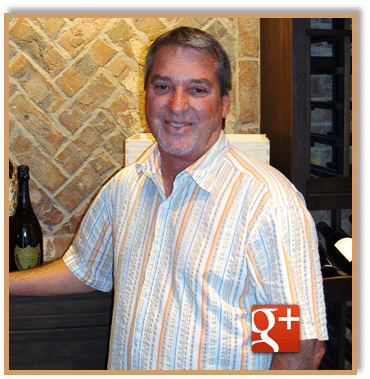 Jerry Wilson owner and chief design Consultant Coastal Custom Wine Cellars Google+