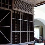 Refrigeration Enclosure Wine Cellars Design  - Offshore