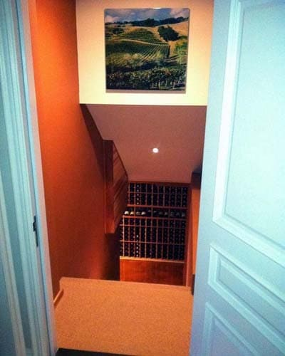 Get your own Custom Wine Room 3D Design Los Angeles