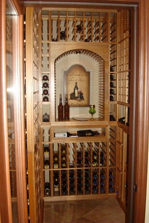 Click here to get a free consultation with a wine cellar designer