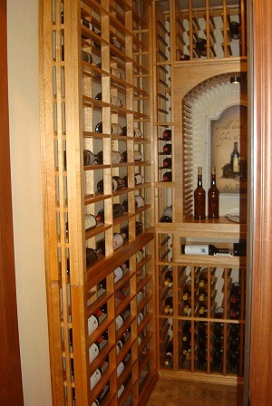 Click here to get a free consultation with a residential wine cellar designer