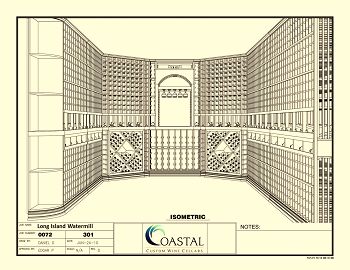 Get a Wine Cellar Design of your own - Work With Coastal