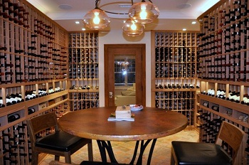 Get a Beautiful Wine Cellar Design of your own - Work With Coastal
