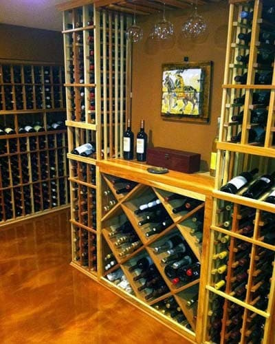 Get your own Custom Wine Room 3D Design Pacific Palisades