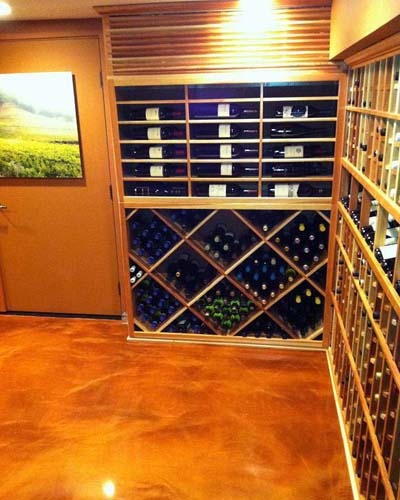 3D Wine Room Installers Design FREE - Los Angeles