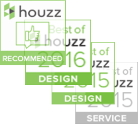 Learn more about Coastal Houzz awards
