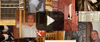 Hear from the owner of Wine Cellars By Coastal and take a short tour of this site