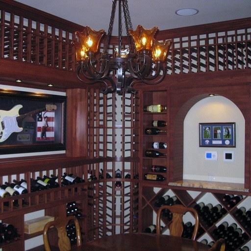 Wine Cellar Lighting Functional And