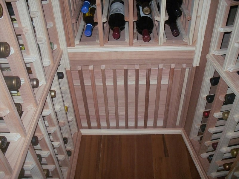 Do you have an unused room and are considering turning into a dedicated wine storage cellar room? Click here for a free design and consultation
