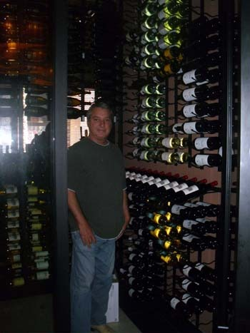 Custom Wine Cellars Orange County - Get a FREE no obligation design TODAY!