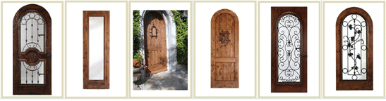 Learn about Unique Wine Room Doors for your Wine Cellar