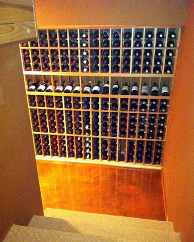 Get your own Custom Wine Room 3D Design Santa Monica