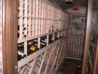 Custom Wine Cellar New Jersey Kapur After