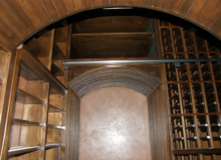 Get your own custom wine cellars design with a FREE 3D CAD Package