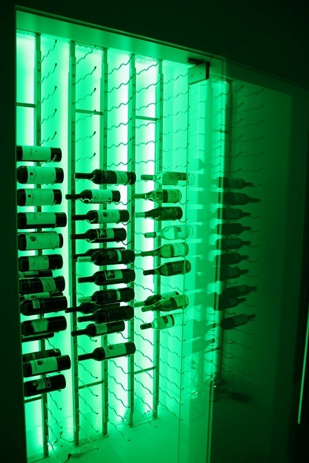 Questions about Custom Wine Cellars in Metal Wine Racks? Click Here!