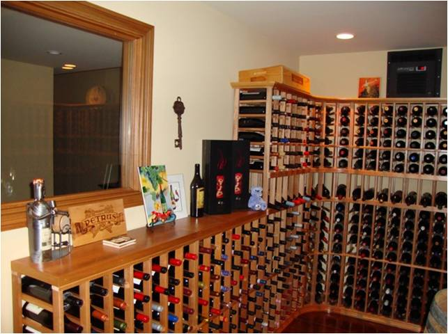Kick off a Custom Wine Cellar Project of your own Today!