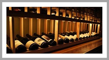 Home Custom Wine Cellar Lighting Highlighting