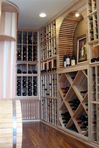 Take advantage of our FREE 3D Wine Cellar Design Service today!