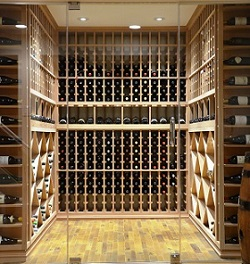 Get a 3D Wine Cellar Design by Coastal for your project!