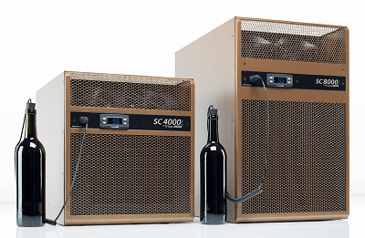 I have a question about WhisperKOOL wine cellar cooling units