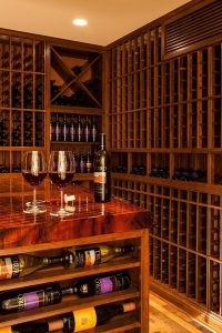 View our award-winning wine cellar project by clicking on this image.