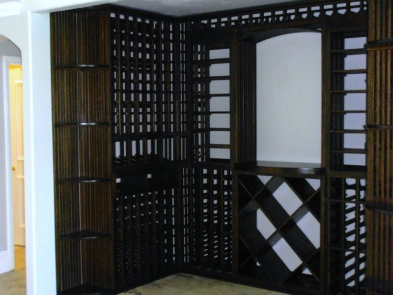 Kick Off Your Own Home Wine Room Project with a FREE Three Dimensional Design