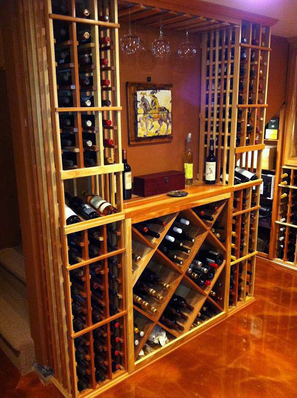Free Custom Wine Cellar Design LA