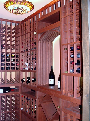 Click here and whether you are in Orange County California like the clients in this project or live on the east coast, we can help you build your ideal wine cellar