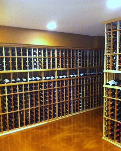 3D Wine Cellar Design FREE - Los Angeles