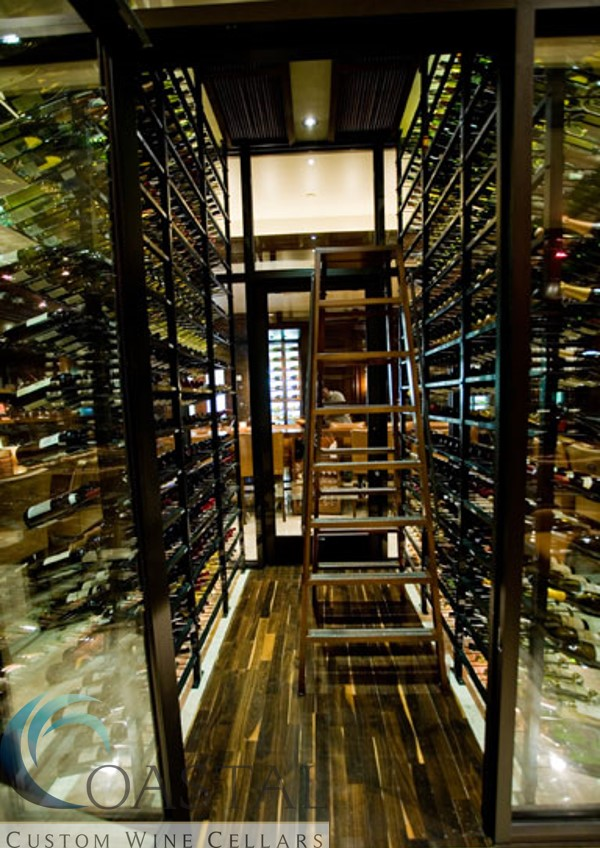Revenue Enhancing Commercial Wine Racks by Design