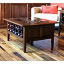 Coffee Table Wine Feature