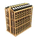 Retail Wine Rack Island Display