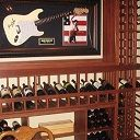 Wine Cellars Philadelphia Pennsylvania Guitar