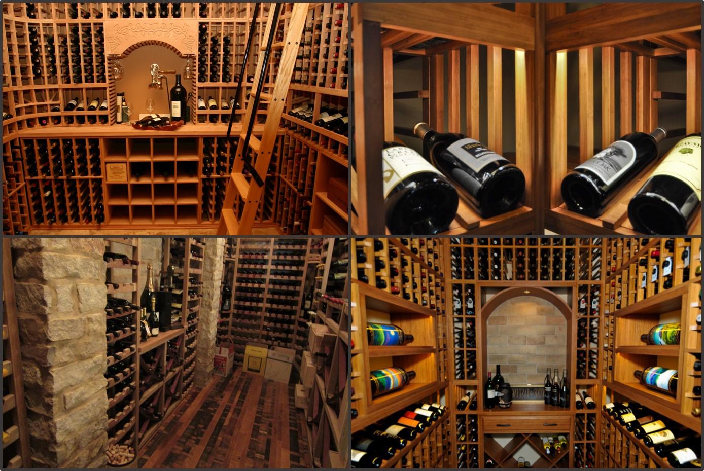 Specialist Wine Cellar Construction