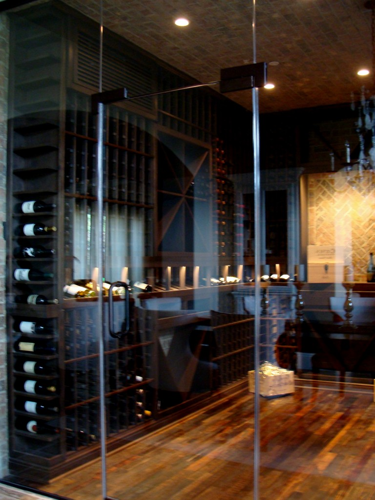 California Offs Custom Wine Cellars Newport Coast Project
