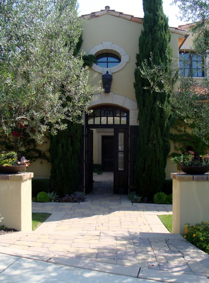Newport Coast Beach California Master Wine Cellar Builders Project