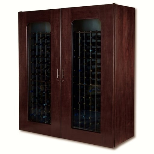 12. Le Cache Model 5200 Wine Cabinet Chocolate Cherry, #741