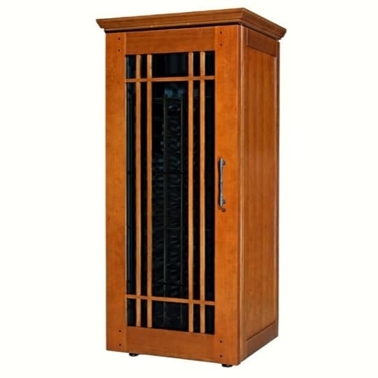 3. Le Cache Mission 1400 Wine Cabinet Provincial, #883