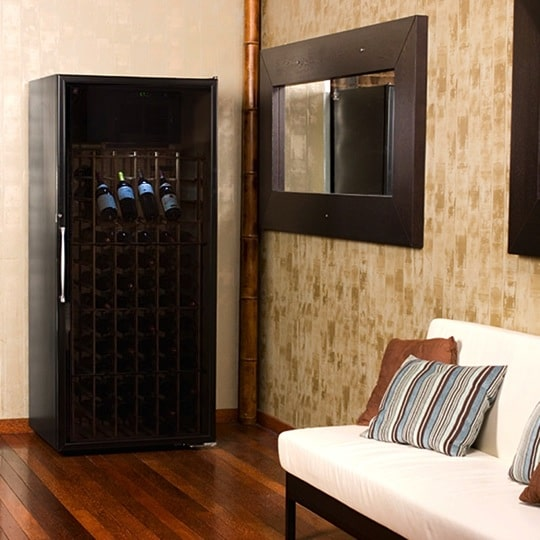 Too see loft and vault style wine cabinets click here