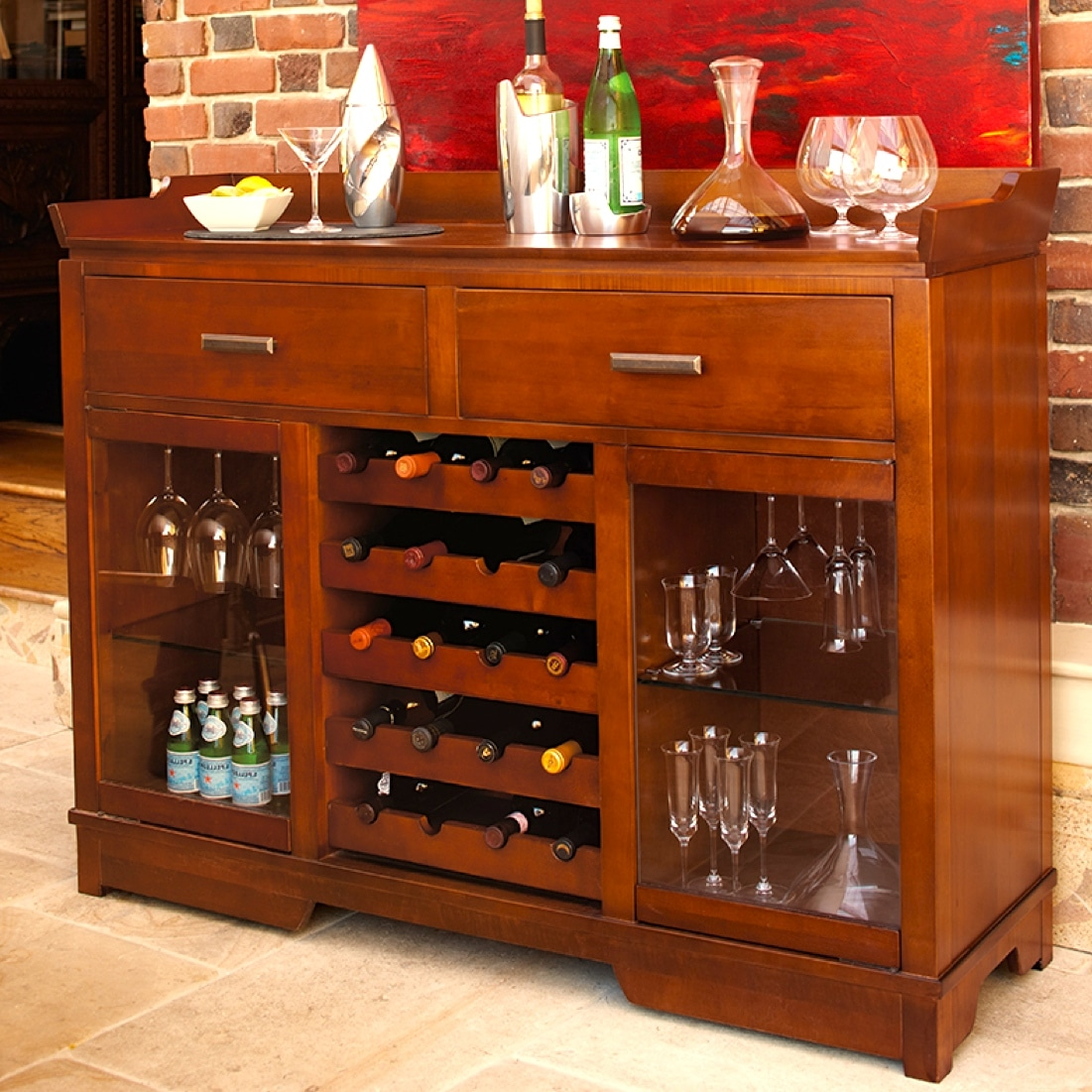 Click here to see more wine furniture