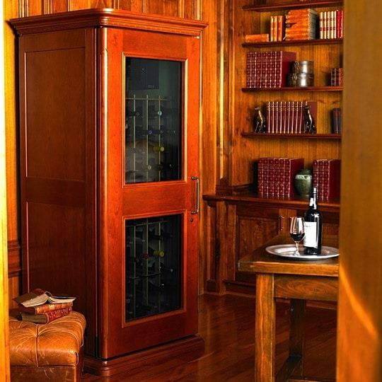 To see more European country wine cabinets click here