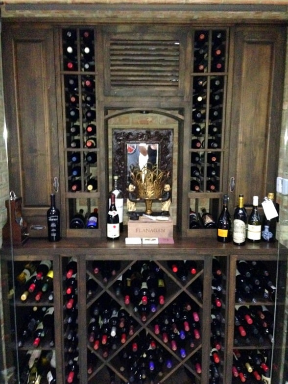 Custom Wine Cellar Yorba Linda CA