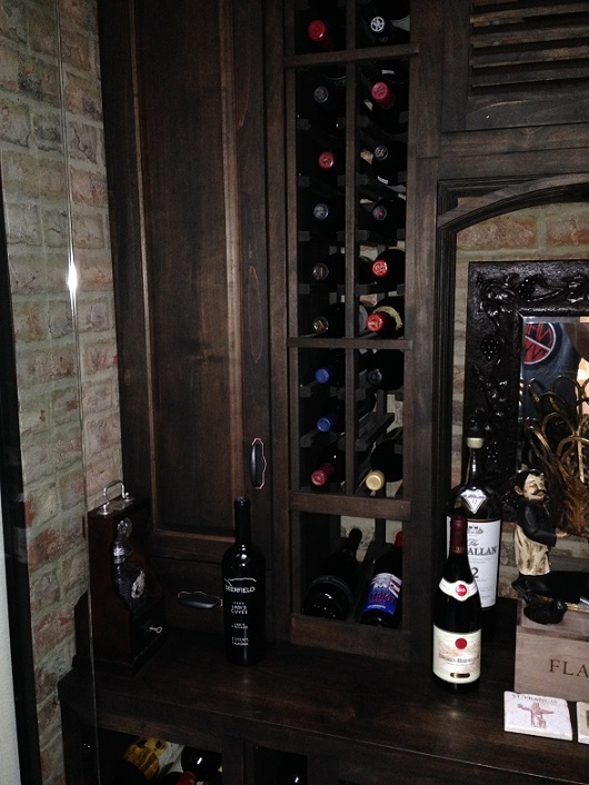 Elegant Custom Wine Racks for Storage and Display