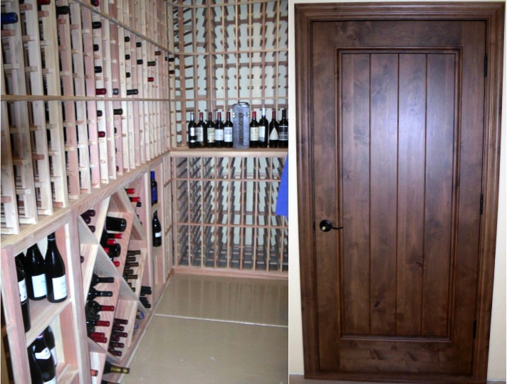 Learn more about this Irvine Garage Conversion by Coastal Custom Wine Cellars