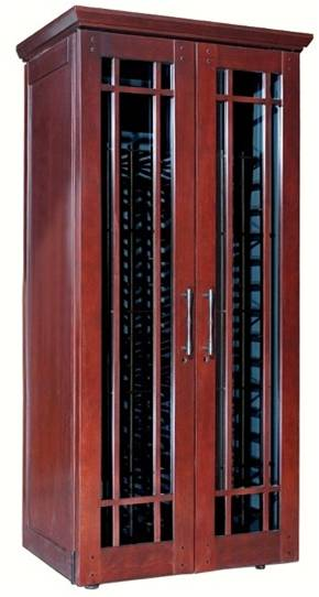 Looking for European style wine cabinets? Check out our European Country wine cabinets. by Le Cache.