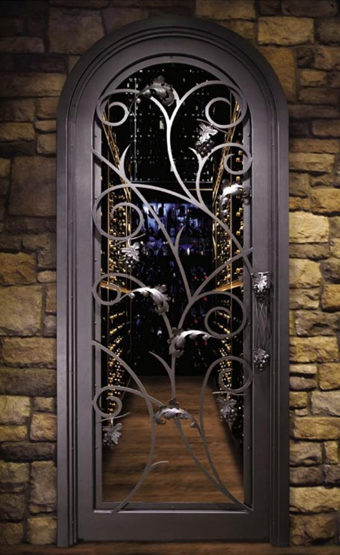 The Vino Rosso Iron Wine Cellar Door