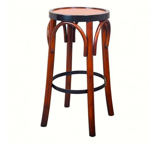 11. Grand Hotel Barstool Honey Finish, #15511