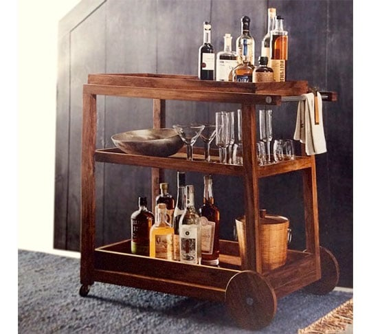 12. Howell Bar Cart, #15526