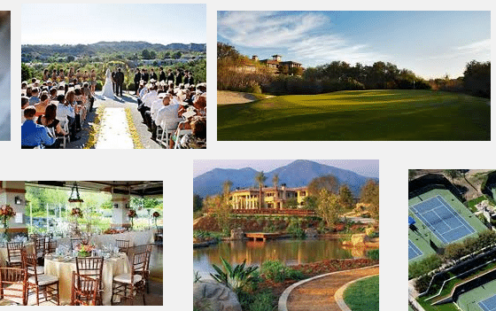 Coto de Caza Golf & Racquet Club Orange County California